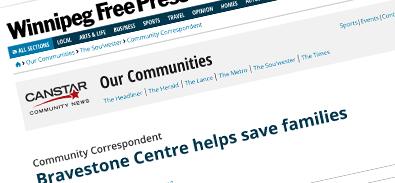 Winnipeg Free Press Article