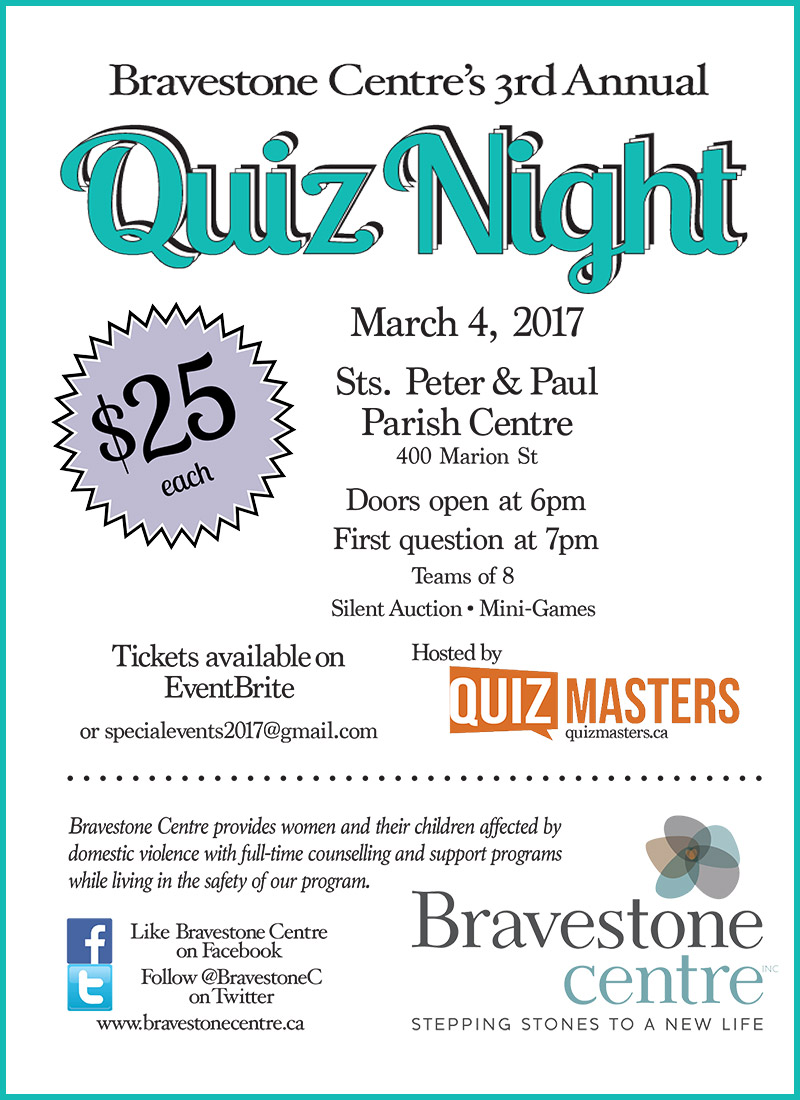 2017 Quiz Night