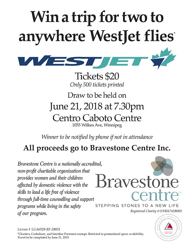 WestJet Contest
